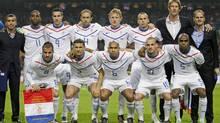 The Nov. 11, 2011 file photo shows the Dutch team. (Associated Press)