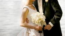 The average cost of a wedding in Canada is more than $30,000, according to Weddingbells magazine. (Jennifer Trenchard/iStockphoto)