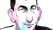 Jordan Banks (ANTHONY JENKINS FOR THE GLOBE AND MAIL)