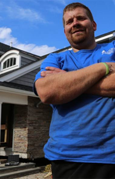 MONDAY APRIL 7 Jacked (Discovery, 10 p.m.) Jeremy Patterson has made it his life's work to take homeowners to a higher ground. Debuting tonight, this new show follows the contractor and his ragtag team of ex-cons and family members on their treks around the U.S. to raise people's houses, most of them still devastated by the wrath of hurricanes Katrina, Isaac and Sandy. Not surprisingly, Jeremy spends most of his time in New Orleans, where in tonight's opener he's tasked with elevating an off-kilter 160-ton residence in need of his jacking finesse. A sea of mud in the neighbourhood only makes the job more interesting.