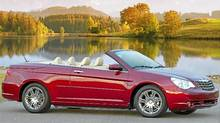 2008 Chrysler Sebring Convertible (Chrysler)