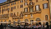 Rome is undergoing a resurgence, as a new generation opens up new places. (Roger Hallett/The Globe and Mail)