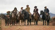 Netflix has publicly crowed that The Ridiculous 6 had more viewers in its first month than any other film on the streaming platform. (Ursula Coyote/Netflix)