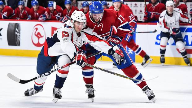 Nicklas Backstrom Scores Winner To Lead Washington Capitals Over Montreal Canadiens