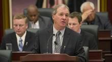 Alberta Finance Minister Ron Liepert. (Ian Jackson/THE CANADIAN PRESS)