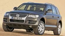 2007 VW Touareg (Volkswagen)