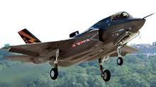 The Canadian government has agreed to purchase 65 F-35 Join Strike Fighter stealth jets. (Lockheed Martin/Lockheed Martin)