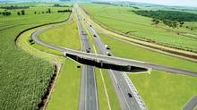 Brookfield has controlling interest in a Brazillian toll-road company. (Brookfield)
