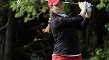 Augusta James (Graig Abel/Golf Canada)