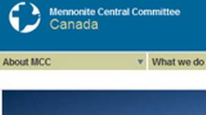 The Mennonite Central Committee is accepting donations online and by phone at 1-888-622-6337.