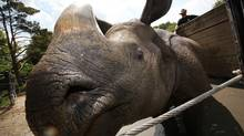 The zoo's biogas plant will produce 500 kilowatts of power, enough to service 750 homes. (Deborah Baic/The Globe and Mail)