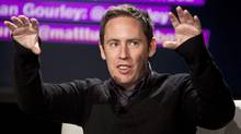 Joe Fernandez, co-founder and chief executive officer of Klout. (Ramin Talaie/RAMIN TALAIE/BLOOMBERG)