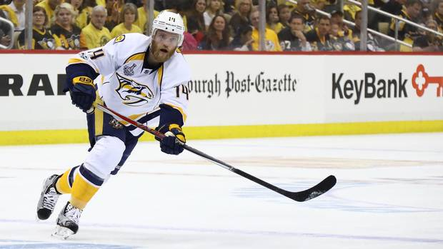 Mattias Ekholm, The Predators' Secret Weapon Against Crosby And Malkin