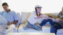 The best advice for parents of battling adolescents? Don't pick sides; it can make things worse. (Getty Images)
