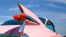 1959 Cadillac Coupe De Ville (iStockPhoto.com)
