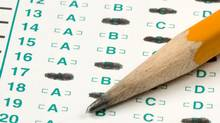 The NCLEX exam adapts to a test-taker's ability, using an algorithm to choose the type and number of questions based on how the student is doing on the exam. (Chad Mcdermott/Getty Images/Hemera)