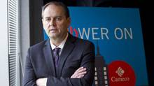 Cameco president and CEO Tim Gitzel. (DAVID STOBBE/REUTERS)