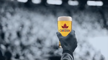 Molson is fighting to stay top-of-mind as the official beer sponsor of the National Hockey League