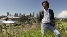 Planner Rollin Stanley July 6, 2012 in Calgary. (Laura Leyshon)