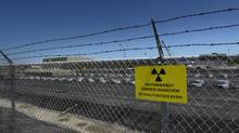 A Deep Geologic Repository near the Bruce Power nuclear plant. (Fred Lum/The Globe and Mail)
