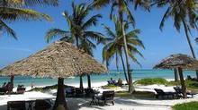 Breezes Beach Club & Spa, Zanzibar.