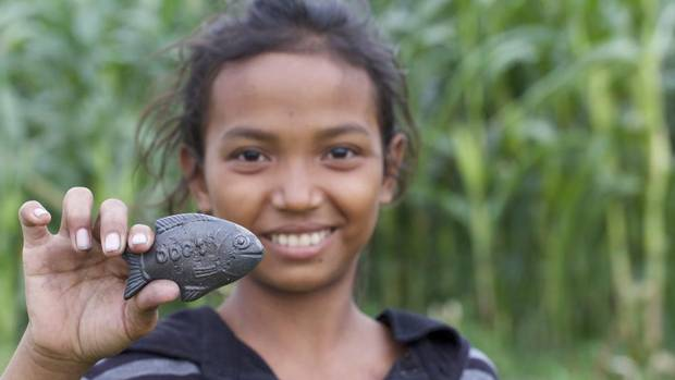 Maternal and child health innovators are developing for Lucky iron fish snopes