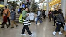 Canadian retailers got big boost on Black Friday, Cyber Monday: report (J.P. MOCZULSKI For The Globe and Mail)