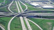 SNC-Lavalin project Highway 407 in OntarioHandout (SNC-Lavalin)