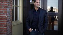 Greg Bobolo has engineered major deals that have made SendtoNews one of the major players in packaging and marketing sports highlights for the media. (Chad Hipolito For The Globe and Mail)