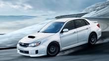 2014 Subaru WRX (Subaru)