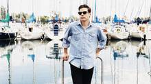 Afie Jurvanen says using the name Bahamas allows listeners to hear his songs 'through a different filter.' (Reynard Li)