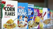 Kellogg's chief executive officer said the company faced 'more significant challenges' in Europe and in some categories in the United States than it had expected. (John Raoux/Associated Press/John Raoux/Associated Press)