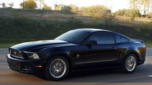 2013 Ford Mustang GT: Ford Mustang - the icon of American performance and style - gets even more street swagger for 2013 with a new design and a list of smart features that signal even more technology in the popular pony car. (01/09/12)