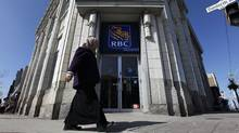 Royal Bank of Canada and Toronto-Dominion Bank reported profit increases in consumer and business lending last week, even though Bank of Montreal still slumped compared to last year. (Deborah Baic/The Globe and Mail/Deborah Baic/The Globe and Mail)