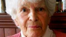 Éliane Parenteau-Boulanger, 93, has been identified as one of the victims of the train explosions in Lac-Mégantic, Que. (FACEBOOK)