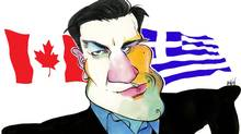Sports broadcaster Nick Kypreos on a new bilingualism (Anthony Jenkins/The Globe and Mail)