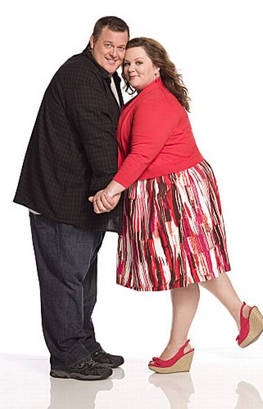 MONDAY NOVEMBER 4 Mike & Molly (CBS, Citytv, 8 p.m.) Some viewers still prefer their sitcoms of the old-school variety. Back tonight for a fourth season, this comedy starring Emmy-winner Melissa McCarthy (she's Molly) as a sweet plus-sized schoolteacher and Billy Gardell (he's Mike) as her big-boned cop hubby consistently ranks among TV's most-watched programs. The new season opens with Molly at a career crossroads and thinking that there must be more to life than teaching. But watch the look on Mike's face when she announces she wants to become a writer. (Art Streiber)