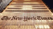 The New York Times' much-heralded paywall was born right here in Canada. (Mark Lennihan/Associated Press/Mark Lennihan/Associated Press)
