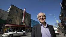 Tom Perlmutter, former head of the National Film Board. (Deborah Baic/The Globe and Mail)