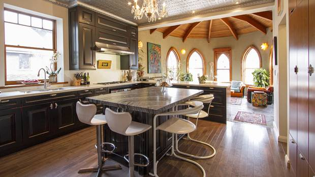 Dave marcus s kitchen the globe and mail for Canac kitchen cabinets toronto