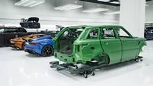 Inside the Special Vehicle Operations department for Jaguar Land Rover (Jaguar Land Rover)