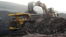 Grande Cache Coal Corporation. (Grande Cache Coal Corporation)