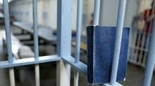 Images inside the Toronto Jail on Feb. 24, 2011. (Peter Power/Peter Power/The Globe and Mail)