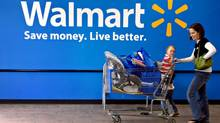 By teaming with Rogers, Wal-Mart hopes its glossy magazine will compare with consumer magazines such as Chatelaine. (BETH HALL/BLOOMBERG NEWS)