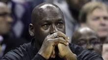 Michael Jordan (Chuck Burton/AP2012)