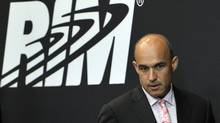 Research In Motion (RIM) Co-Chief Executive Officer Jim Balsillie arrives at the annual general meeting of shareholders in Waterloo July 12, 2011. (MIKE CASSESE/MIKE CASSESE/REUTERS)