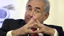 International Monetary Fund managing director Dominique Strauss-Kahn faces sex assault charges. (Christinne Muschi/Reuters)