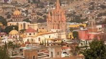 San Miguel de Allende is a cultural mecca hotspot. (thinkstock)
