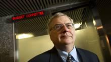Budget chief Mike Del Grande. (Kevin Van Paassen/The Globe and Mail/Kevin Van Paassen/The Globe and Mail)