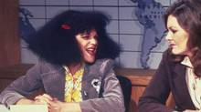 A cancer support group in Wisconsin is dropping a reference to Gilda Radner, seen here in her SNL character Roseanne Rosannadanna, from its name.